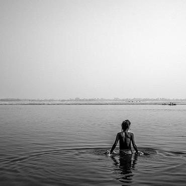 Avimukta by the River